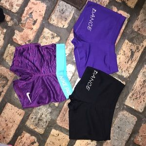 bundle of shorts